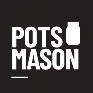 Pots Mason