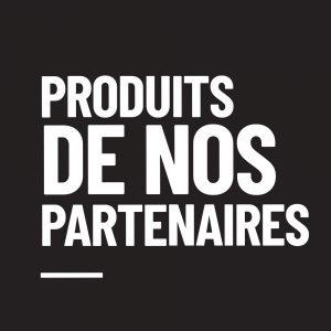 Produits de nos partenaires